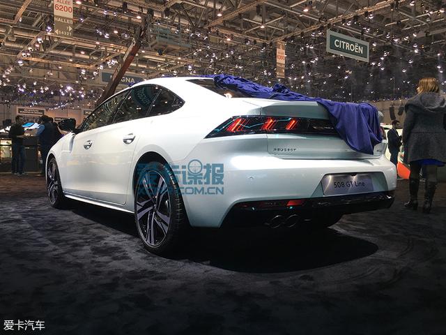 日内瓦车展探馆:全新一代标致508抢先拍