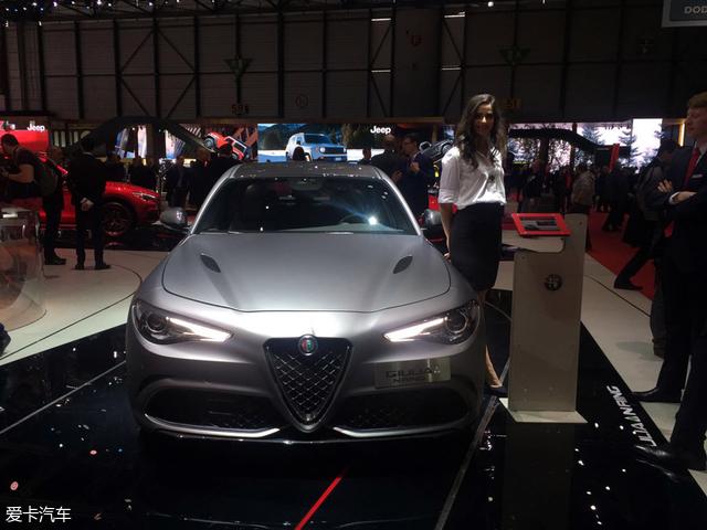 日内瓦车展:Giulia/Stelvio特别版亮相