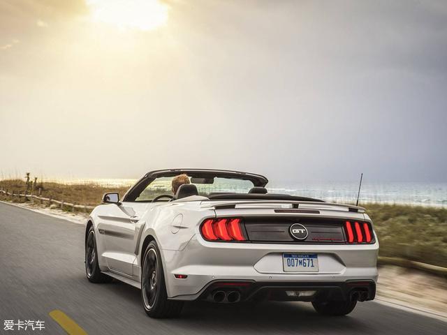 Mustang加州特别版