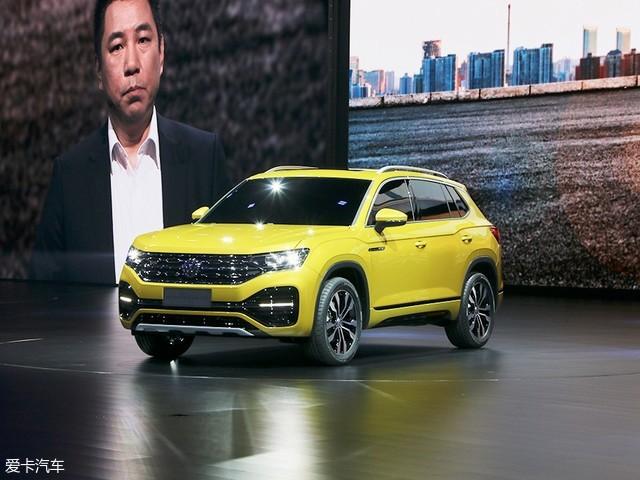 一汽大众Advanced中型SUV发布 年内上市