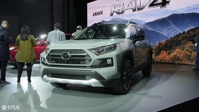 丰田新一代RAV4