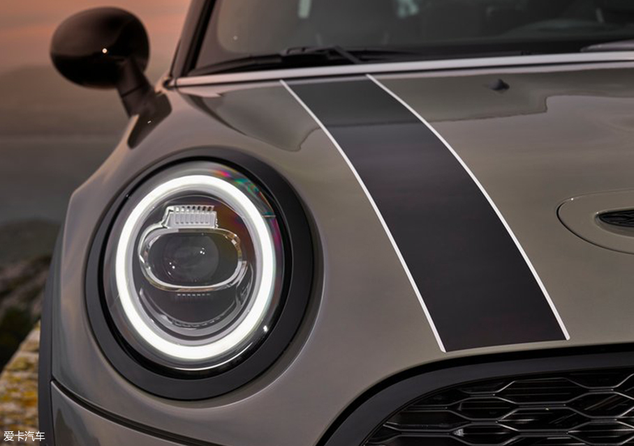 新款MINI五门版官图发布 北京车展亮相