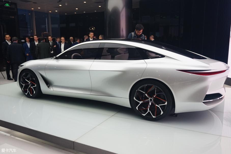 2018北京车展:英菲尼迪Q Inspiration