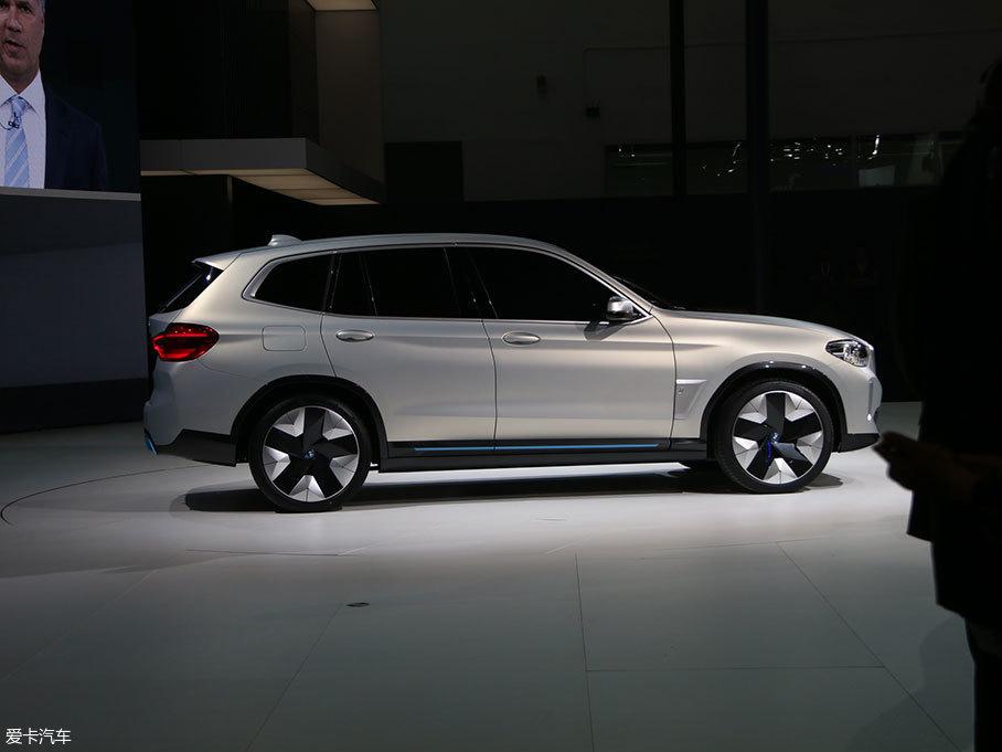 全新宝马iX3概念车