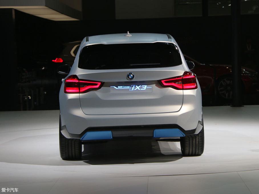 宝马iX3概念车