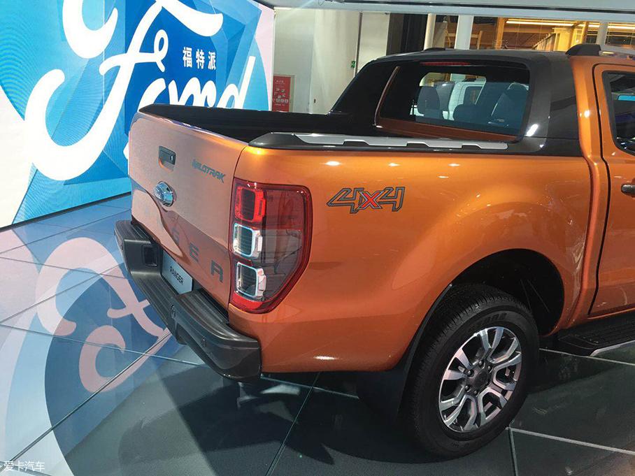 北京车展:福特Ranger  Wildtrak皮卡