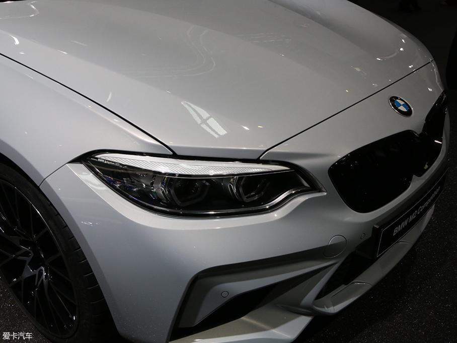 2018北京车展 宝马M2 雷霆版正式发布