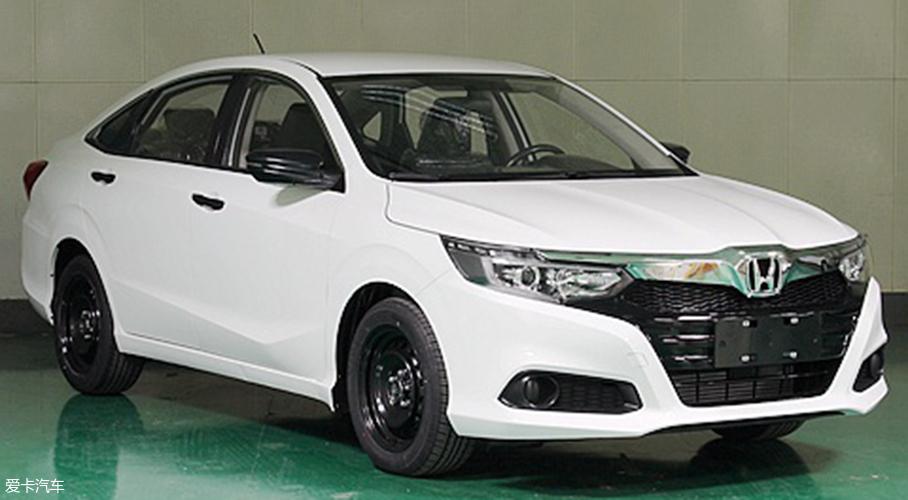 广汽本田新款凌派申报图 将四季度上市