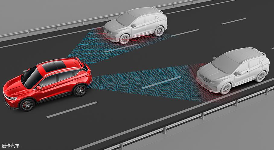 吉利缤越部分配置曝光 搭L2级智能驾驶