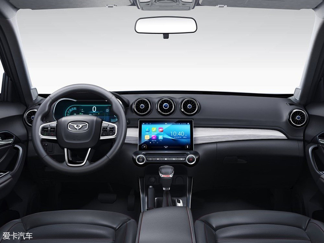 日前,凯翼汽车正式发布了2018款凯翼X3的官方图片。作