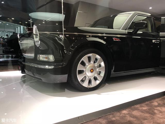 2018北京车展: 红旗L5定制版正式发布