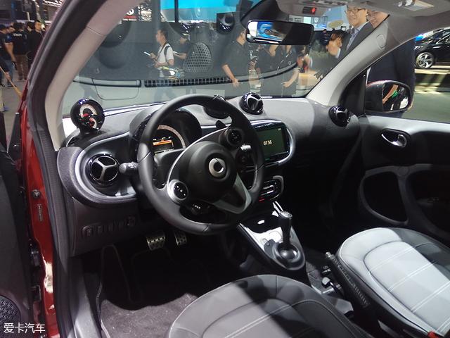 2018北京车展:smart 20周年特别版亮相