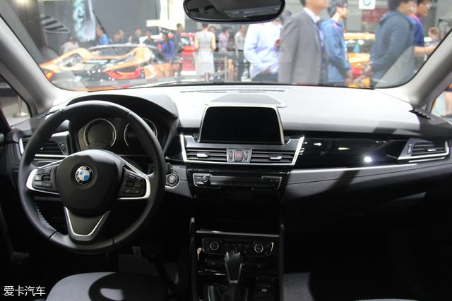 2018北京车展:新款宝马2系旅行车亮相