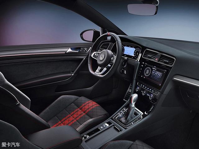 高尔夫GTI TCR概念车官图 将年底量产