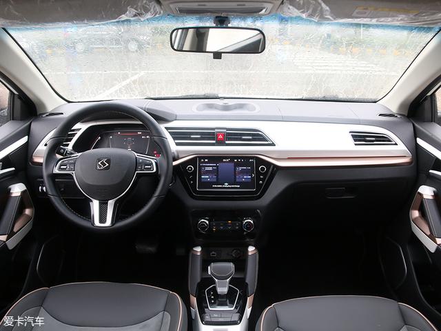 江淮大众首款SUV下线 有望三季度上市
