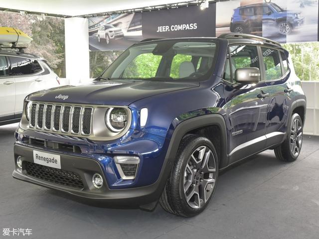 Jeep新款自由侠