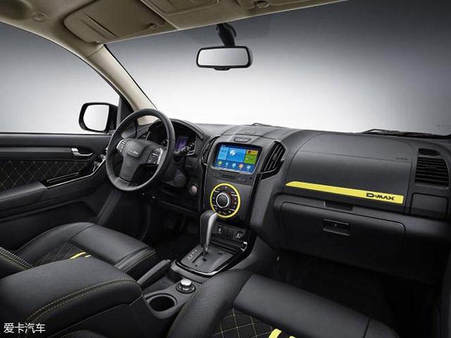 五十铃也高端化 D-MAX将推X-POWER车型