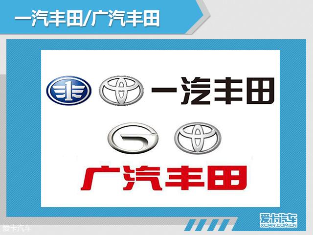 丰田logo