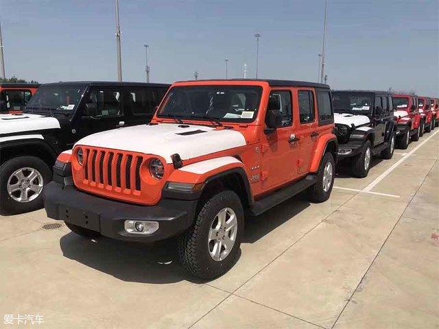 Jeep新一代牧马人