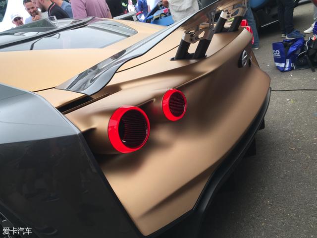 日产GT-R50概念车