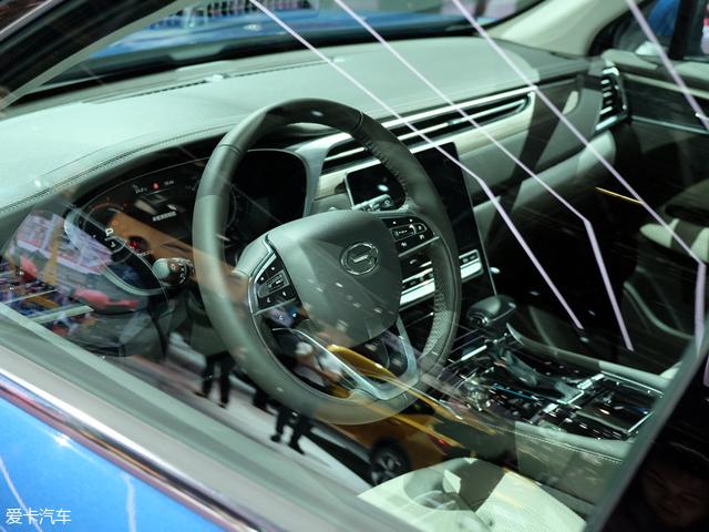 巴黎车展:广汽传祺GS5亮相并公布预售