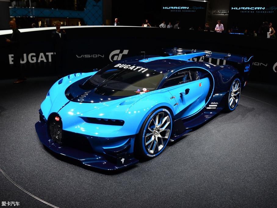 全新跑车布加迪Divo 将8月24日全球首发
