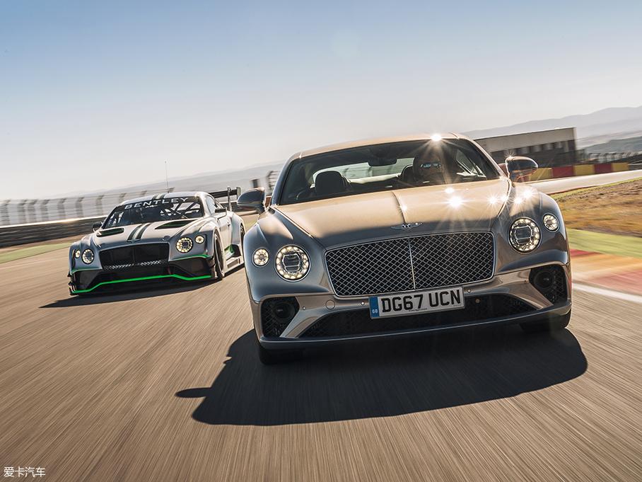 宾利将携三台车型 亮相古德伍德速度节