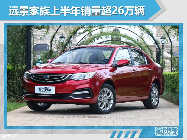《半年盘点系列》中国品牌车企销量解读