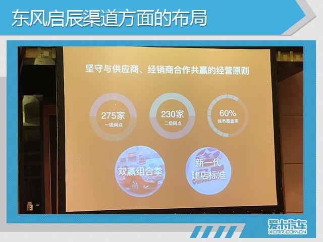 东风启辰发布产品规划 明年推三款新车