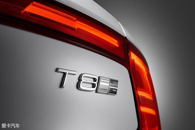 沃尔沃新款S90 T8 E驱混动上市