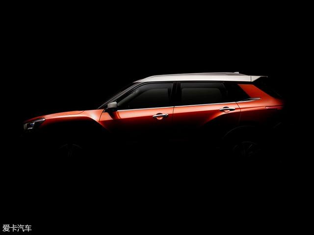 启辰全新SUV预告图曝光 将四季度上市