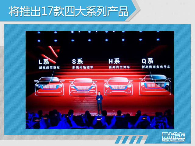 红旗新战略发布 新车/新能源成布局重点