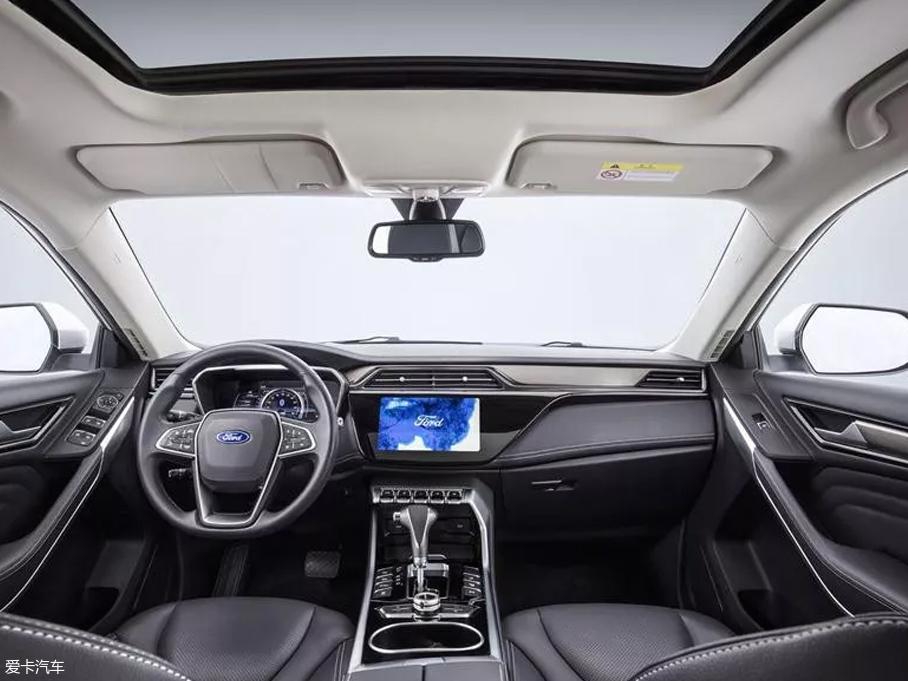 江铃福特将推全新SUV车型 提供三种动力
