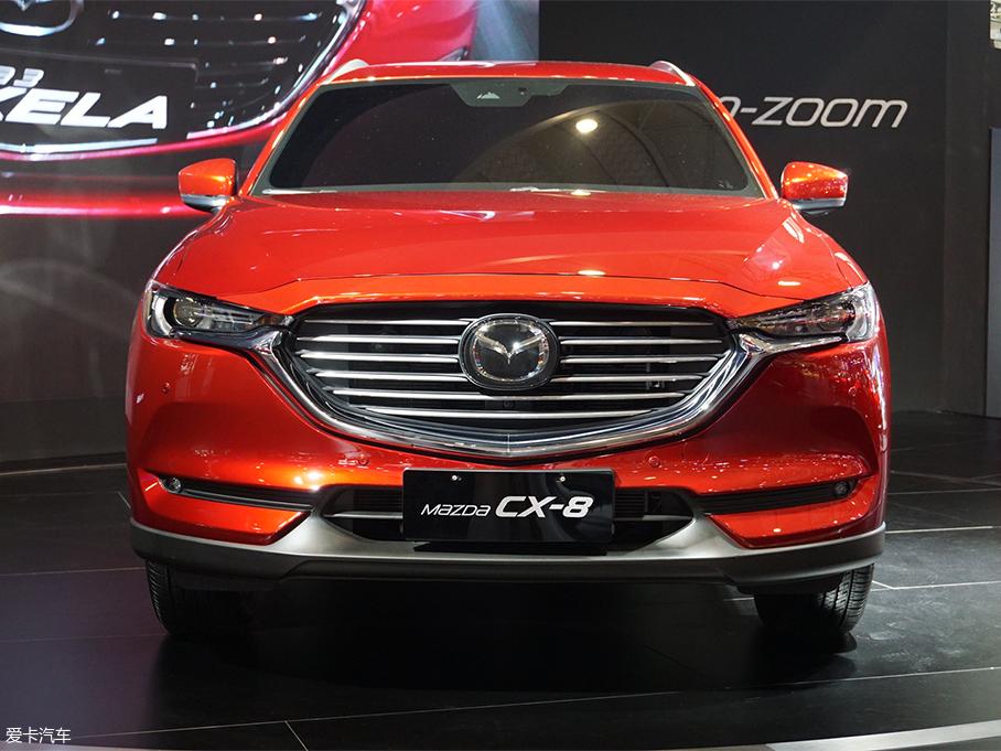 长安马自达CX-8