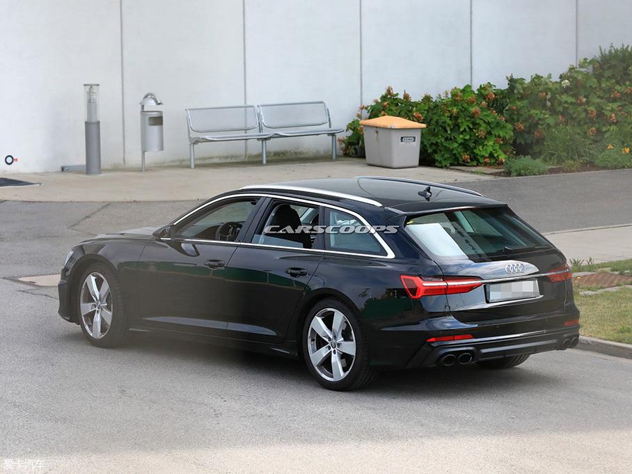 奥迪S6 Avant或搭2.9T V6动力 明年亮相