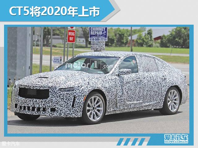 凯迪拉克新车规划 半年将推出一款新车