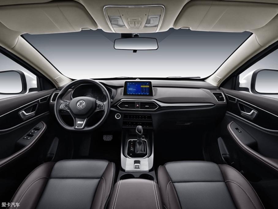 新款风光S560上市 售价7.99-9.69万元