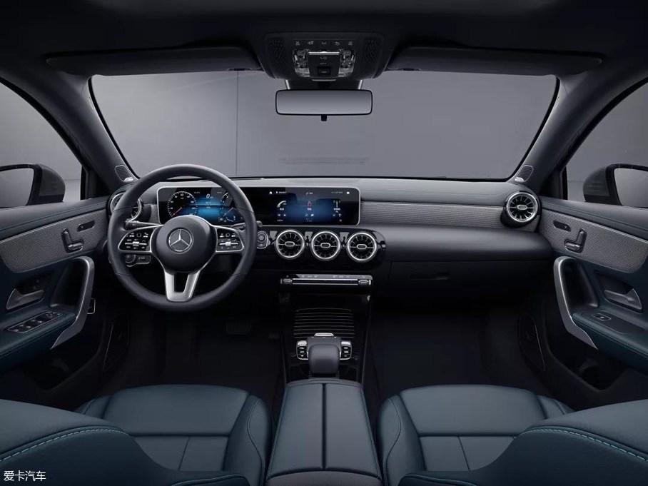 21.6万元起 全新奔驰长轴距A级开启预售