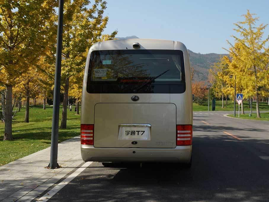 宇通T7新车型