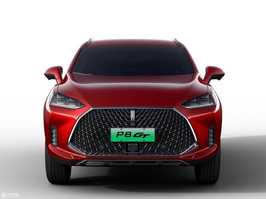 WEY P8 GT配置信息曝光 将广州车展亮相