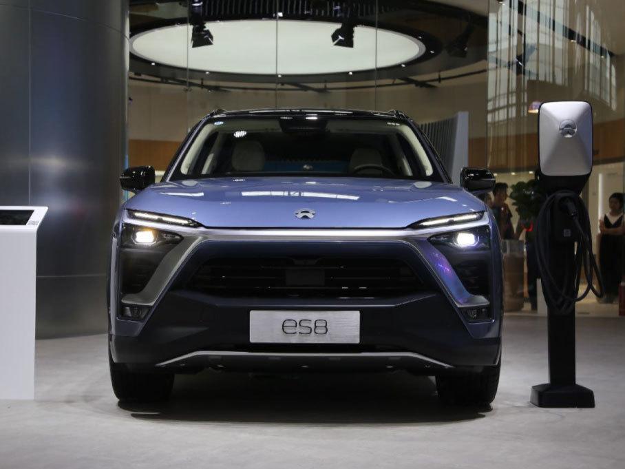 值得推荐的一款新能源车 蔚来ES8基准版