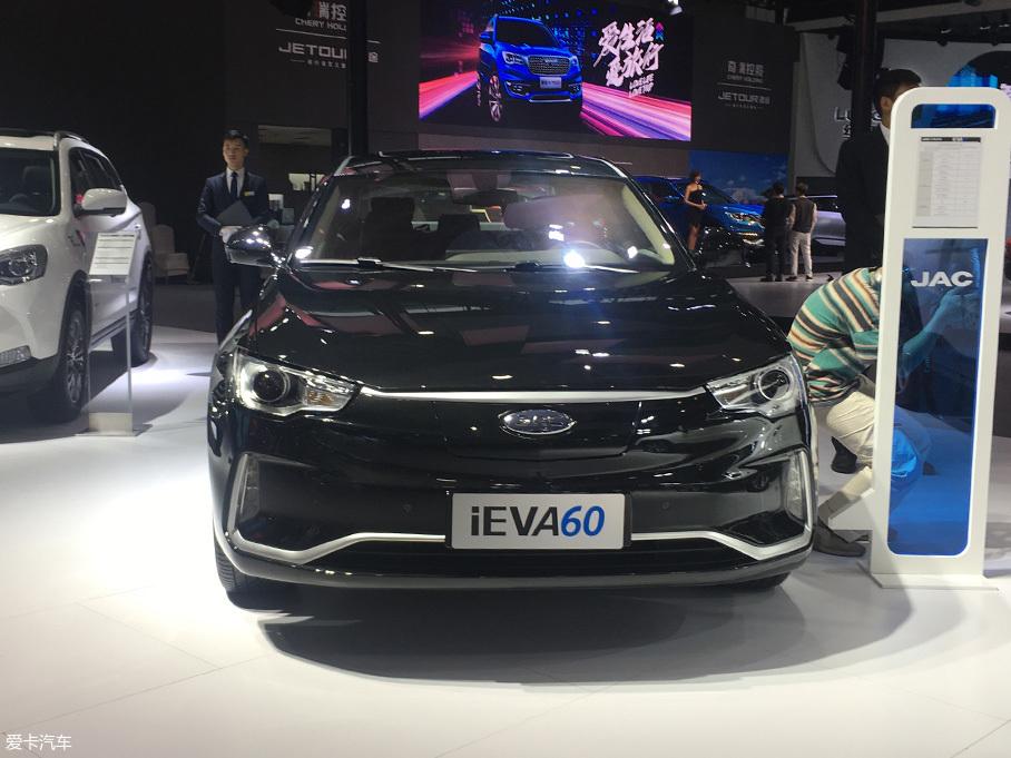 江淮iEVA60亮相