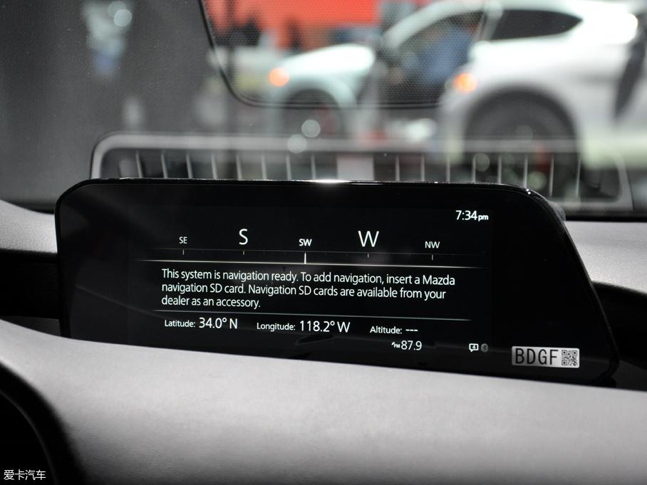 轴距加长50mm 全新马自达3正式全球首发