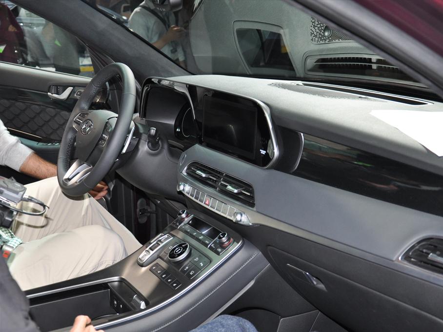 用设计师祭天 现代全尺寸SUV Palisade