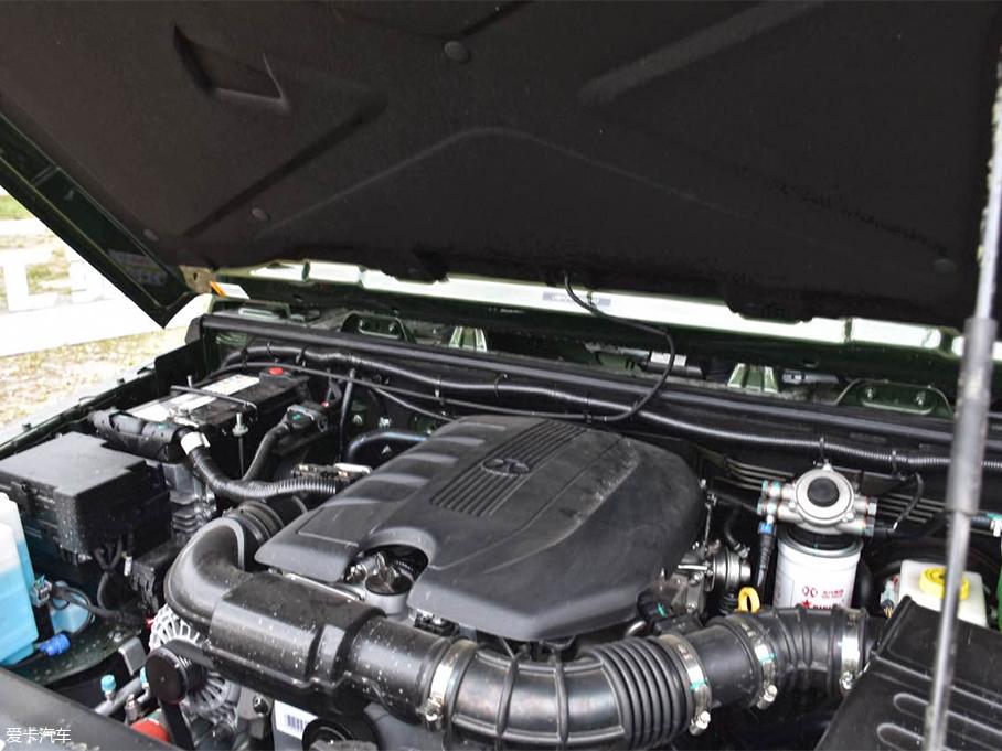 北京BJ40 PLUS柴油版