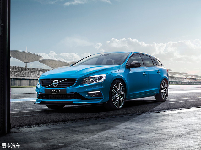 新款V60 Polestar正式上市