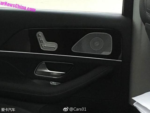 【转帖】奔驰全新GLE采用MHA平台 10月1日发布