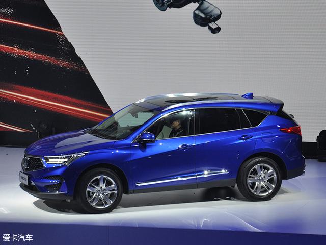广汽Acura全新RDX开启预售