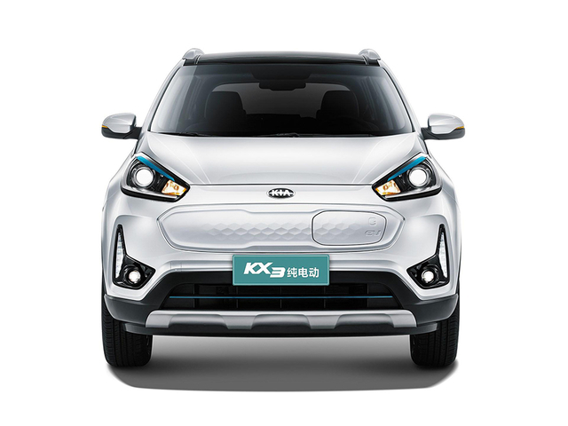 起亚KX3 EV官图发布