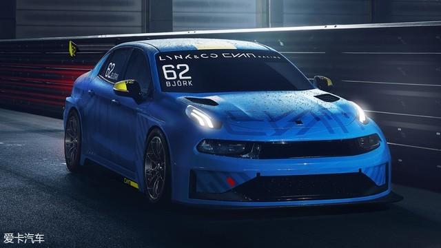 领克将推03 Cyan Racing 明年出征WTCR